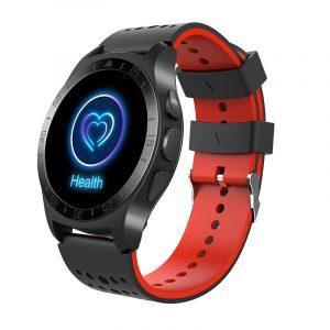 "XANES KY009 1,3 ""IPS Färgskärm Smart Watch Vattentät Pedometer Hjärtfrekvens Blodtrycksmätare Smart Armband Armband"