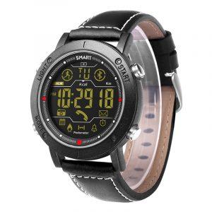 XANES® 1808 3 ATM Vattentät Noctilucent Smart Watch Passometer Meddelandepåminnelse Sport Digital Fitness Tracker Armband
