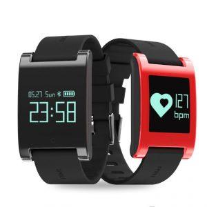 KALOAD DM68 IP67 Vattentät Fitness Tracker Blood Pressure Pulsmätare för Android och IOS