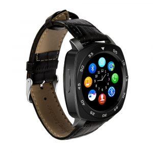 KALOAD S6 Skridmätare HD Kamera SMS Förlorad Bluetooth Music 2G Telefon Call Smart Sport Watch
