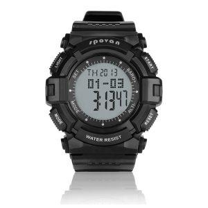 Spovan Multifunktionell Sport Vandring Klockor Höjdmätare Sport Watch