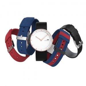 TIMEROLLS COB Ultra-thin Luminous Quartz Watch