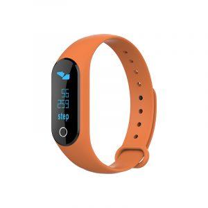 KALOAD W25B Smart Bracelet Heart Rate Blood Pressure IP67 Waterproof  Sports Wristband