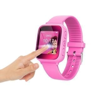 Bakeey Q07GT 1.44inch Touch Screen Children Kids Watch GPS LBS Location Camera GSM Pedometer Smart Watch