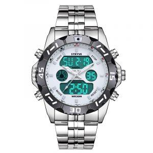 STRYVE S8011 Dual Display Digital Watch