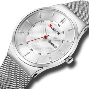 CURREN 8311 Ultra Thin Casual Style Quartz Watch