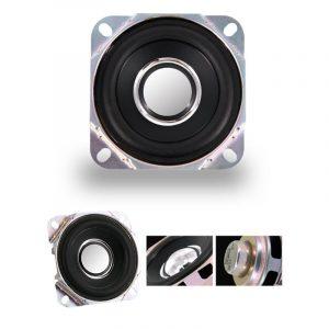 1 Stk 4 ohm 15W Neodymiummagnet HIFI Klar ljud Liten högtalare DIY Högtalare för hem