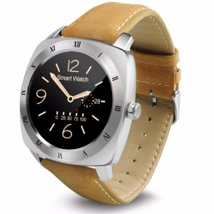 DM88 1.22-inch TFT IPS Screen 320mAh MTK2502C bluetooth 4.0 Smart Watch For iOS Android