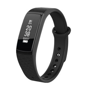 B13 0.86 OLED Heart Rate Blood Pressure Monitor Pedometer Smart Bracelet