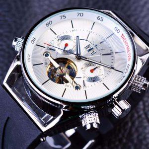 JARAGAR GMT960 Kalender automatiska mekaniska klockor