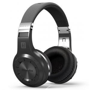 Bluedio H Plus Turbine Wireless bluetooth 4.1 Stereo Headset With Mic FM