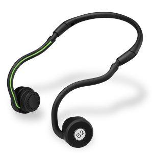 [Bone Conduction] B2 Sport Foldable bluetooth Earphone Headphone With Mic