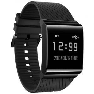 KALOAD X9 PLUS Smart bluetooth klocka pulssensor monitor armband armband IP67 vattentät stegräknare