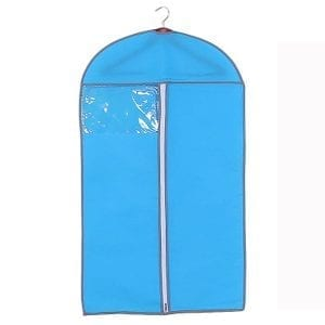 Non-woven Transparent Moisture-proof Clothes Dust Jacket Sui