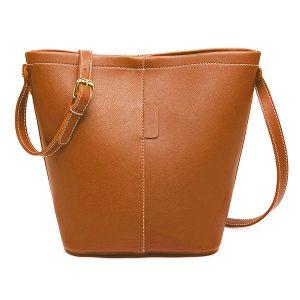 2 st Retro kvinnliga påsar Väskor Casual axelväskor Ipad Kapacitet Crossbody Väskor