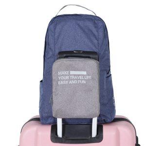 Foldable Waterproof Travel Backpack Outdoor Sports Light Rucksack School Book Bags