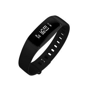 KALOAD D07 Hear Rate Blood Pressure Remote Camera Stopwatch IP 67 Waterproof Smart Wristband