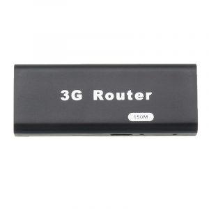 M1 Bärbar 3G WiFi Hotspot IEEE802.11b / g / n 150 Mbps RJ45 USB-router
