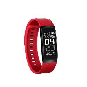 KALOAD C7S Smart armband Hjärtfrekvensmätare Blodtryck IP 67 vattentät klocka för Android IOS
