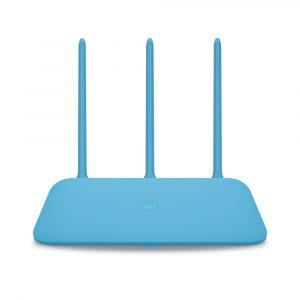XiaoMi Mi 4Q trådlös wifi-router 450Mbps 3x 5dBi-antenn En-nyckel Minet Net-in