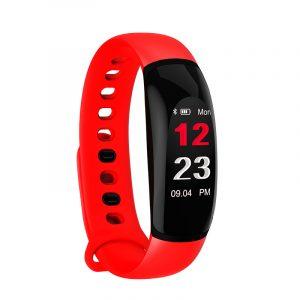 KALOAD U8 Plus Hjärtfrekvens Blodtrycksmätare Vattentät Smart Sports armband