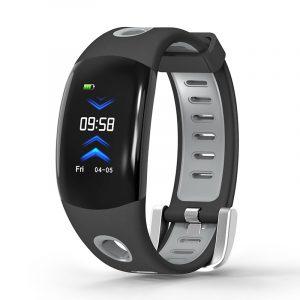 KALOAD DM18 färgskärm Sport Hjärtfrekvensmonitor IP68 vattentät pedometer smart armband