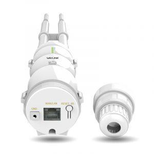 Wavlink AC600 2.4G/5G High Power Outdoor Waterproof WIFI Router/AP Repeater 2 Antennas