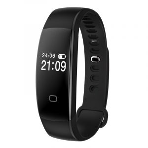 Bakeey 0.49inch OLED Display F08 Heart Rate Monitor Smart Bracelet For iphone X 8/8PLus Samsung S8