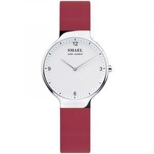 SMAEL 1835 Fashion Silicone Thin Waterproof Quartz Watch