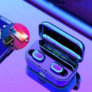 [bluetooth 5.0] G6S TWS Earphone IPX7 Waterproof Hi-Fi Binaural Call Headphone Sport Handsfree Earbuds