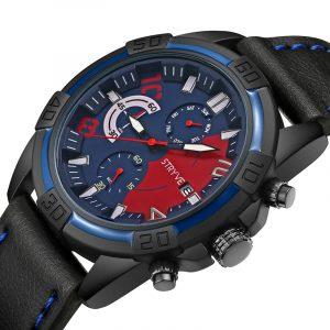 STRYVE S1001 Chrono Date Display Stopwatch Quartz Watch