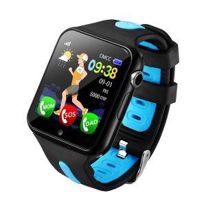Bakeey 1.5inch Touch Screen Children Kids GPS LBS Location Call Camera Waterproof Smart Watch Phone