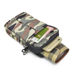 Nylon Waterproof Outdoor Sport Running Riding Arm Bag