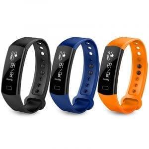 KALOAD C07 Sports Dynamic Heart Rate Blood Pressure Monitor IP67 Waterproof Smart Bracelet