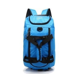 Men Women Leisure Backpack Waterproof Nylon Sport Bag Travel Backpack