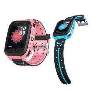 Bakeey DS38 1.44inch Touch Screen Waterproof LBS Location SOS Camera Flashlight Children Smart Watch
