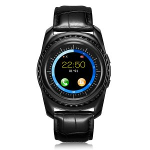 KALOAD 912 Pedometer Hjärtfrekvens Blodtryck Smart rund skärm Smart Watch