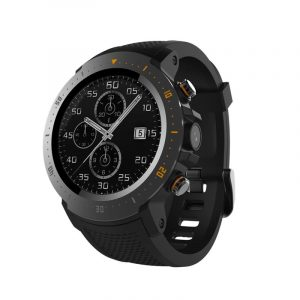 Bakeey A4 4G 1,39 'AMOLED GPS BDS WIFI IP67 Anpassad Watch Face Android 7.1 APP Market Smart Watch