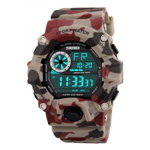 SKMEI 1019 Multi-funcional Sports Chronograph Digital Watch