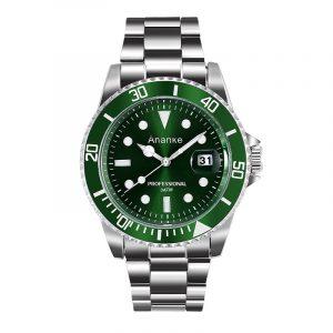 Ananke AN17 Business Style Full Steel Men Wrist Watch
