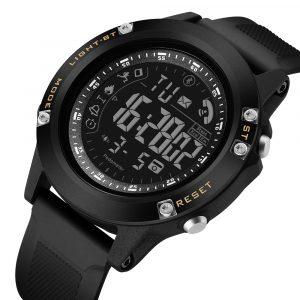 LÄS R5010 BT4.0 Meddelandesamtal påminnelse Smart Digital Watch