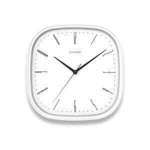Chingmi väggklocka Ultra snygg exakt enkel design stil vit klocka heminredning från Xiaomi Youpin