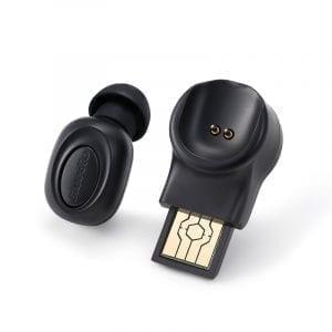 [bluetooth 5.0] Bluedio T-talande trådlös Bluetooth-hörlurar Röststyrning USB-laddningshörlurar