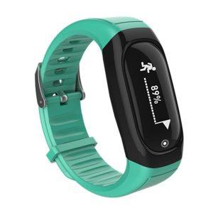 Bakeey 118 HR Heart Rate Fitness Tracker bluetooth smart armband för armband
