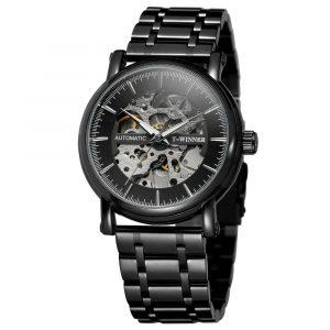 Alloy Fashion Business Automatic Mechanical Watch