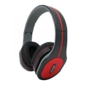 Bärbart 3,5 mm trådbundet styrfällbart hopfällbart spelhörlurar Stereo Deep Bass Headset