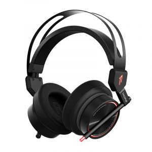 1MORE H1005 Spearhead VR USB Gaming Headphone ENC 7.1 Surround Sound LED Headset for PC Computer PS4 from Xiaomi Eco-System