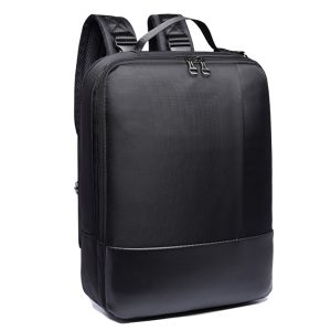16.5inch Laptop Multifunctional Men Nylon Backpack Business Travel Handbag Crossbody Bag
