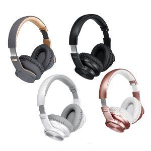 B8 bluetooth 5.0 Trådlös överörat hörlurar Smart Touch Stereo Hifi Brusreducering Hörlurar Support TF-kort