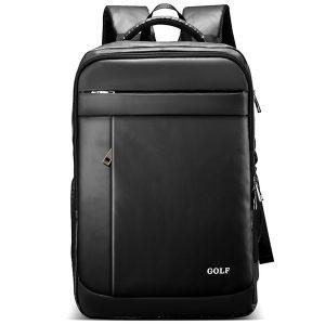 15,6-tums bärbar ryggsäck vattentät affärsresväska för män